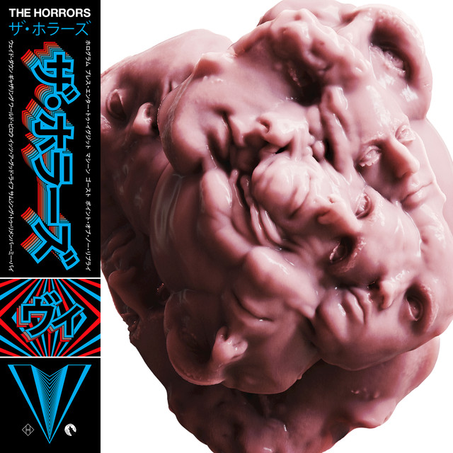 Album cover for V by The Horrors