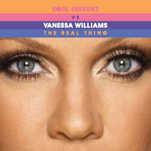 Vanessa Williams Breathless cover