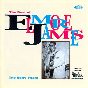 Elmore James And The Broom Dusters, Elmore James, The Broom Dusters I Was A Fool cover