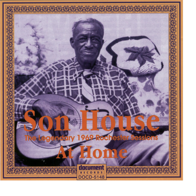 Son House - At Home - Rochester 1969