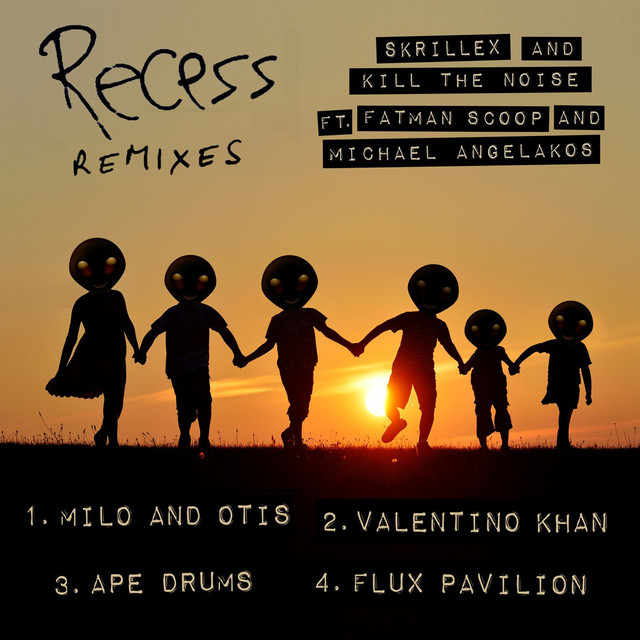 Recess Remixes (feat. Fatman Scoop and Michael Angelakos)