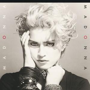 Madonna Albumcover