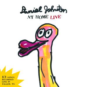 Daniel Johnston at Home Live album