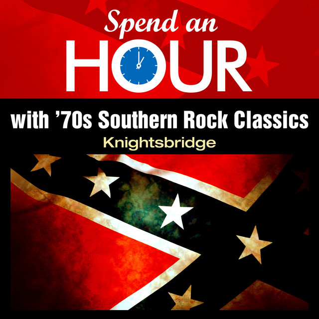 Spend an Hour With..70s Southern Rock Classics Albumcover