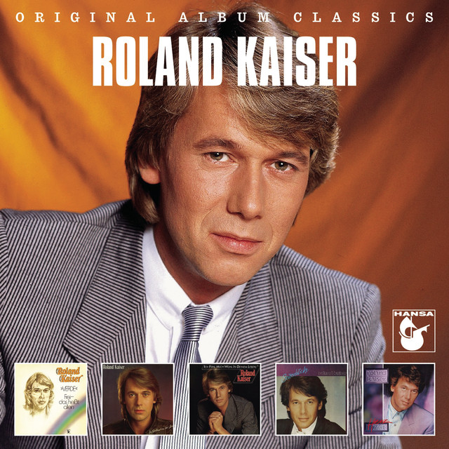 Roland Kaiser Original Album Classics Vol. I album cover