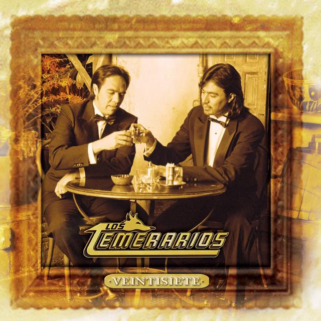 Los Temerarios Veintisiete album cover