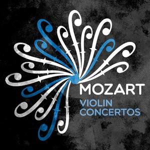 Mozart- Violin Concertos Albumcover