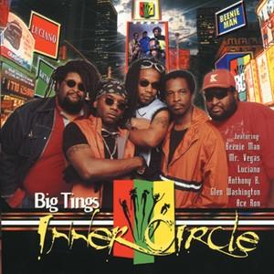 Big Tings Albumcover