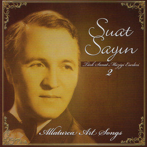 Türk Sanat Müziği Eserleri, Vol. 2 Albümü