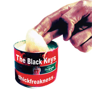 The Black Keys Thickfreakness cover