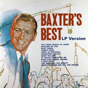 Baxters Best LP album
