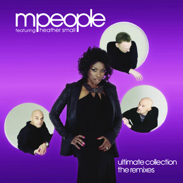 M People Ultimate Collection: The Remixes album cover