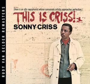 This Is Criss! (Rudy Van Gelder Edition) album