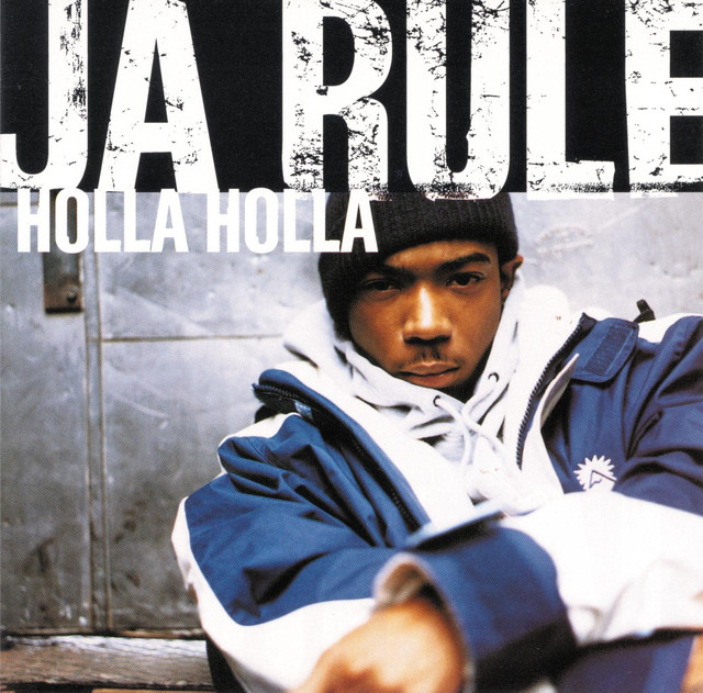 Holla Holla cover