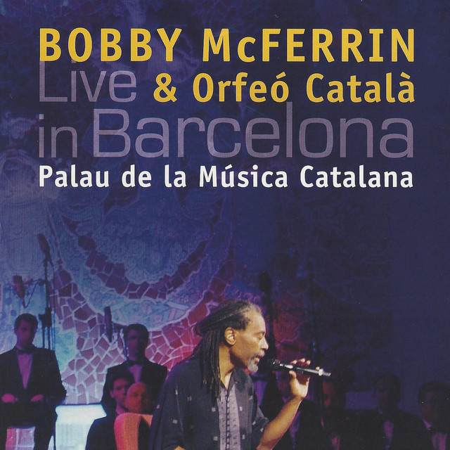 Live in Barcelona: Palau De La Música Catalana