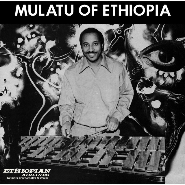 Album cover for Mulatu Of Ethiopia by Mulatu Astatke
