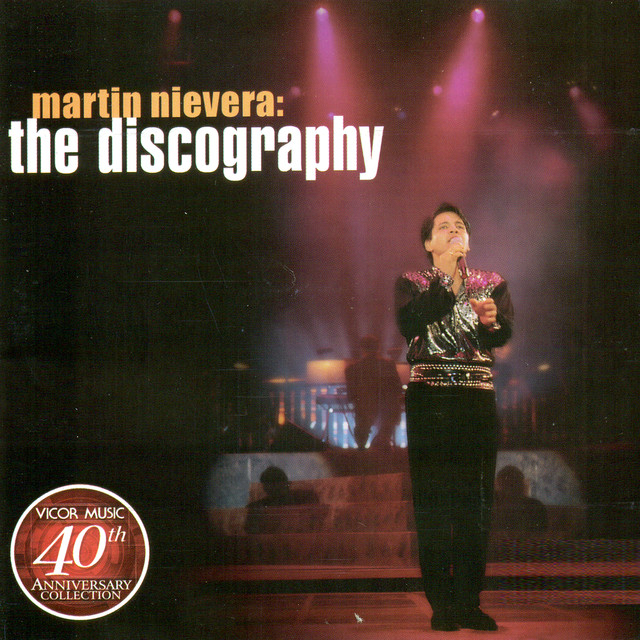 Martin nievera the discography (vicor 40th anniv coll)