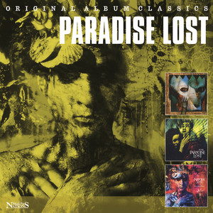 Paradise Lost Joys of the Emptiness cover
