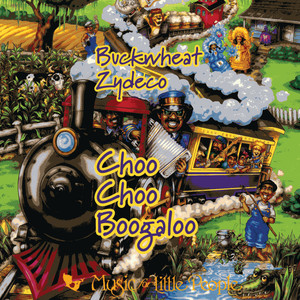Choo Choo Boogaloo: Zydeco Music For Families album