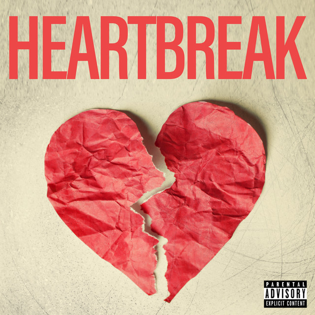 Album cover for Heartbreak by Various Artists