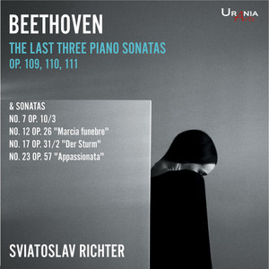 Beethoven: The Last Three Piano Sonatas Albümü