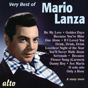 The Very Best of Mario Lanza album