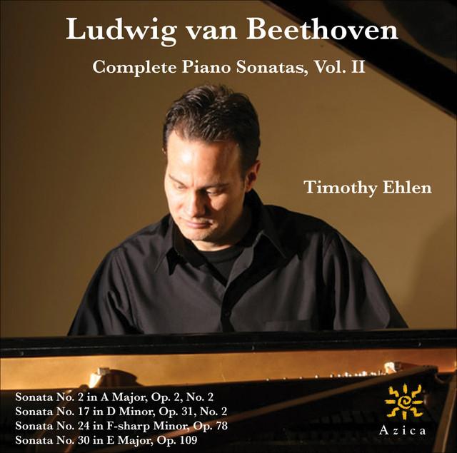 Beethoven: Complete Piano Sonatas, Vol. II Albumcover