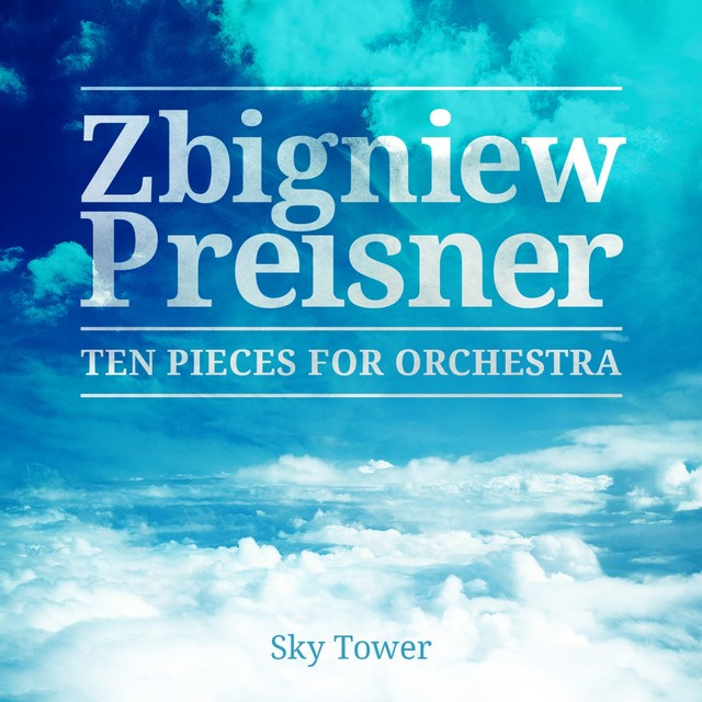 Zbigniew Preisner - Ten Pieces for Orchestra Albumcover