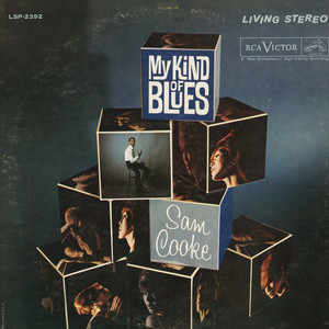 My Kind Of Blues Albumcover