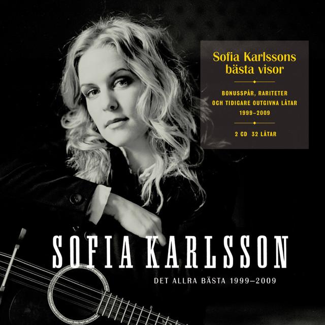 Skivomslag för Sofia Karlsson: Det Allra Bästa 1999-2009