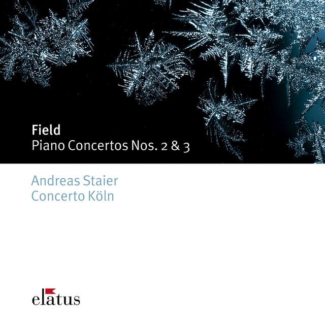 Field : Piano Concertos Nos 2 & 3 (Elatus)