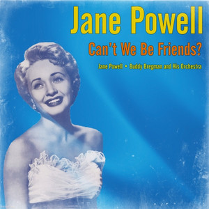 Jane Powell, Buddy Bregman And His Orchestra In Love In Vain cover