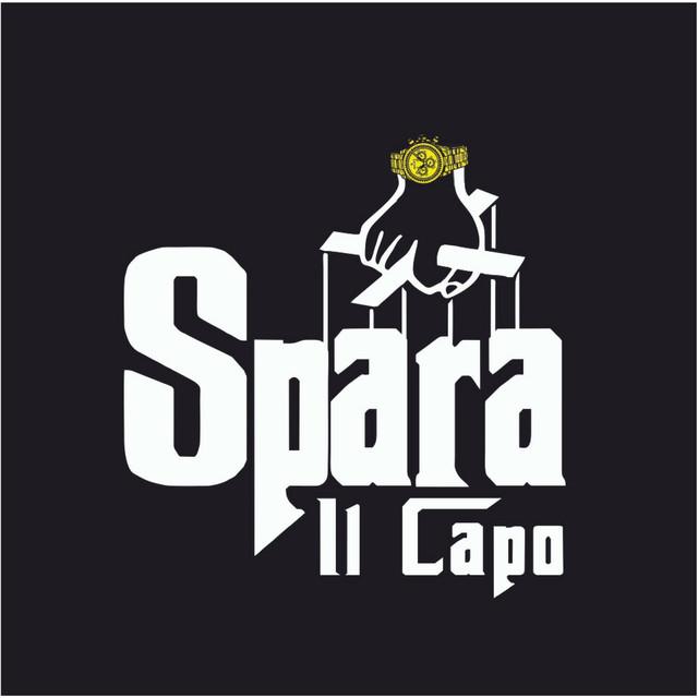Album cover for Il capo by Spara