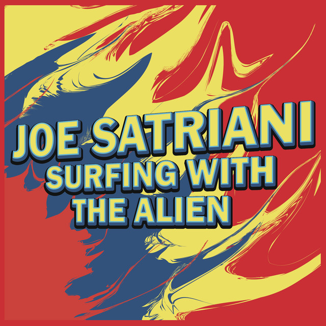 Surfing With The Alien By Joe Satriani On Spotify