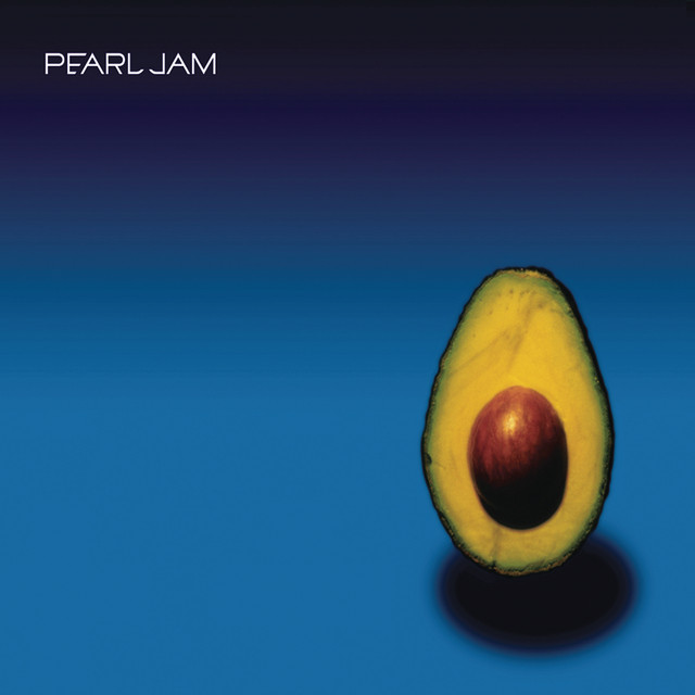 Album cover for Pearl Jam by Pearl Jam