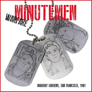Warfare - Live at Mabuhay Gardens, San Francisco 26 Oct 1981 album