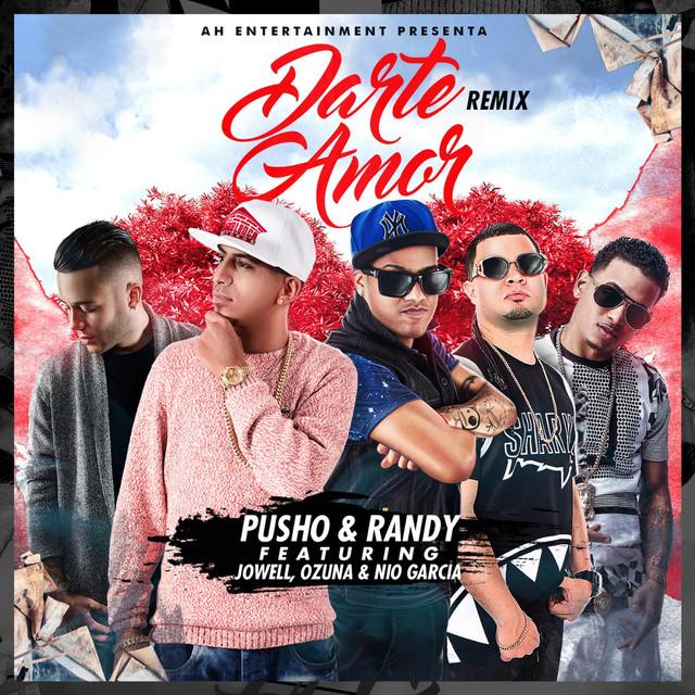Darte Amor (Remix) [feat. Ozuna, Jowell & Nio Garcia]