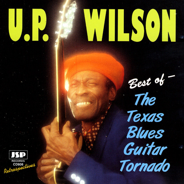 Best of - The Texas Blues Guitar Tornado