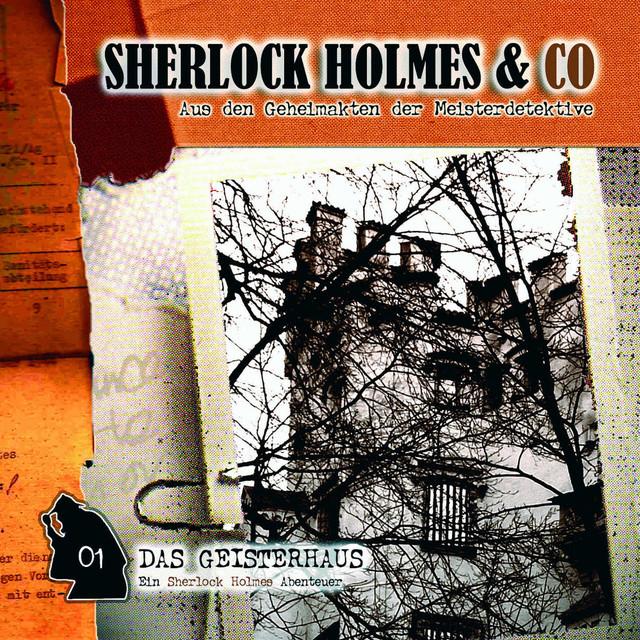 Folge 1: Das Geisterhaus Cover