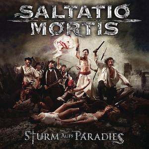 Sturm aufs Paradies Albumcover