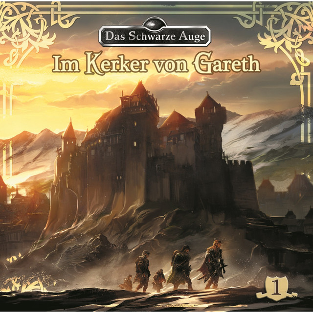 Folge 1: Im Kerker von Gareth Cover