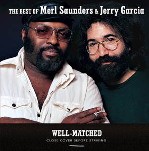 Merl Saunders, Jerry Garcia That's Alright cover