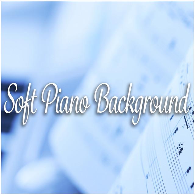 Soft Piano Background Albumcover