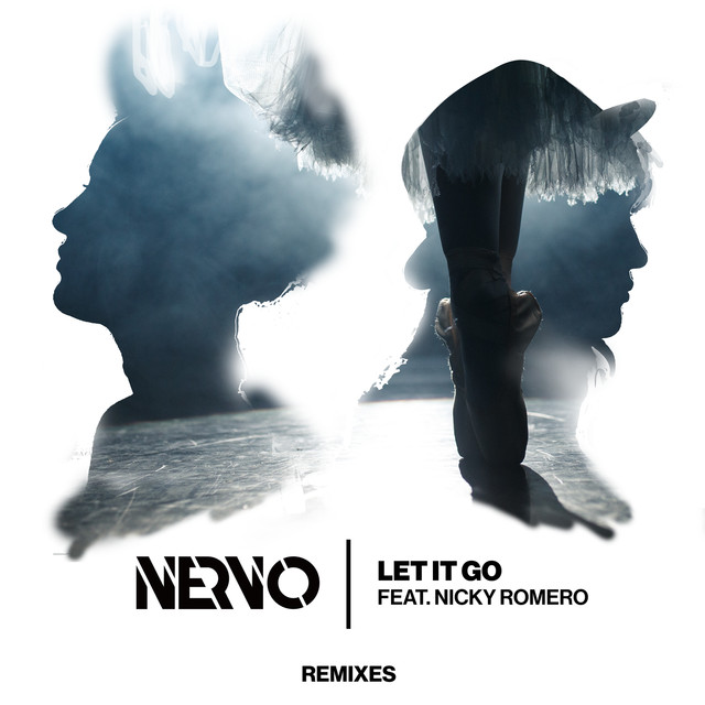 Album cover for Let It Go by NERVO