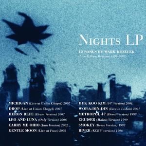 Nights Lp Albumcover