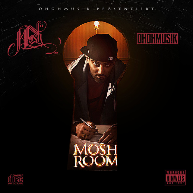 Album cover for Moshroom by Mosh36