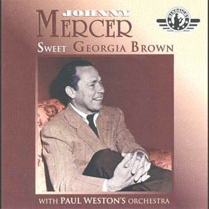 Johnny Mercer, Paul Weston & His Orchestra Button Up Your Overcoat cover