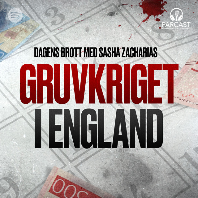 Sasha Zacharias: Gruvkriget i England