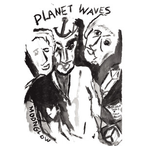 Planet Waves Albumcover