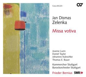 Zelenka: Missa votiva Albumcover